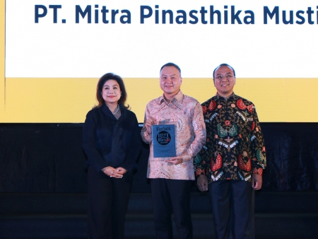 MPM Named 50 Best of the Best Companies by Forbes Indonesia