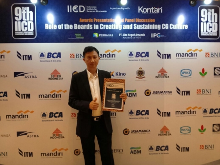 MPM Received IICD Corporate Governance Conference and Award