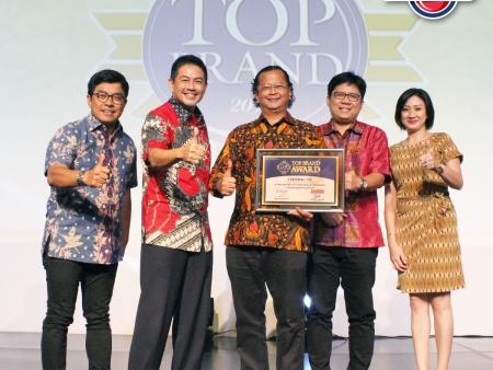 Federal Oil Receives Top Brand Award for the 5th Consecutive Years